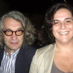 Interpreting for movie maker Wim Wenders